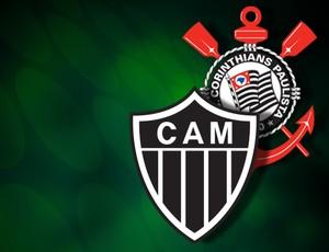 BLOG: Clássico entre Corinthians e Atlético Mineiro no Brasileirão defrontará estilos semelhantes