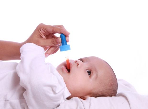 Vacina contra o rotavírus é aplicada em duas ou três doses (Foto: Thinkstock)