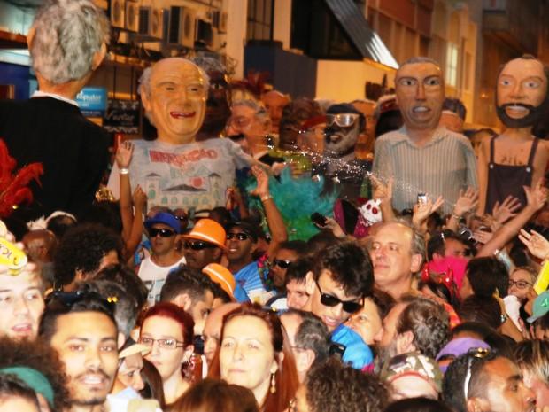 Berbigão do Boca (Foto: Martinho Ghizzo/PMF)