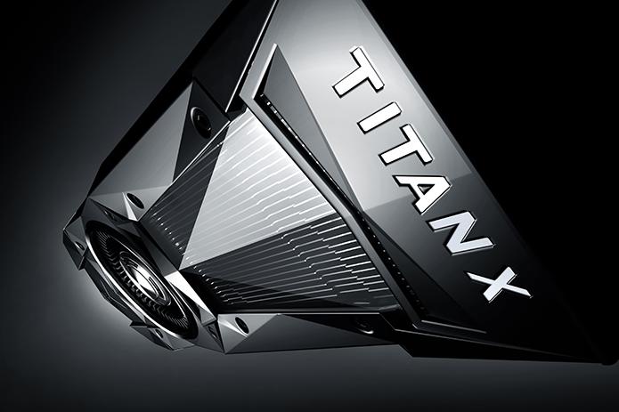 Titan X impressiona em todos os números: processador gráfico tem 12 bilhões de transistores (Foto: Divulgação/Nvidia)