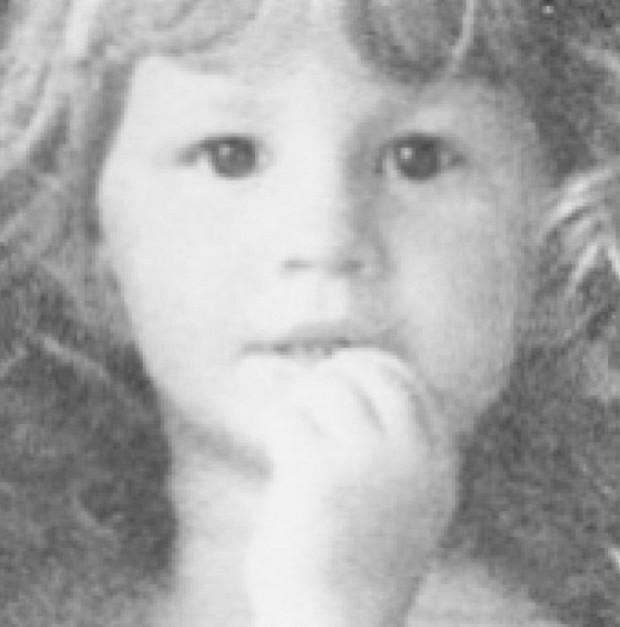 """""""Happy birthday GB"""", disse o diretor criativo e amigo da top Giovanni Bianco com a foto de Gisele ainda criança (Foto: Reprodução/Instagram)"""