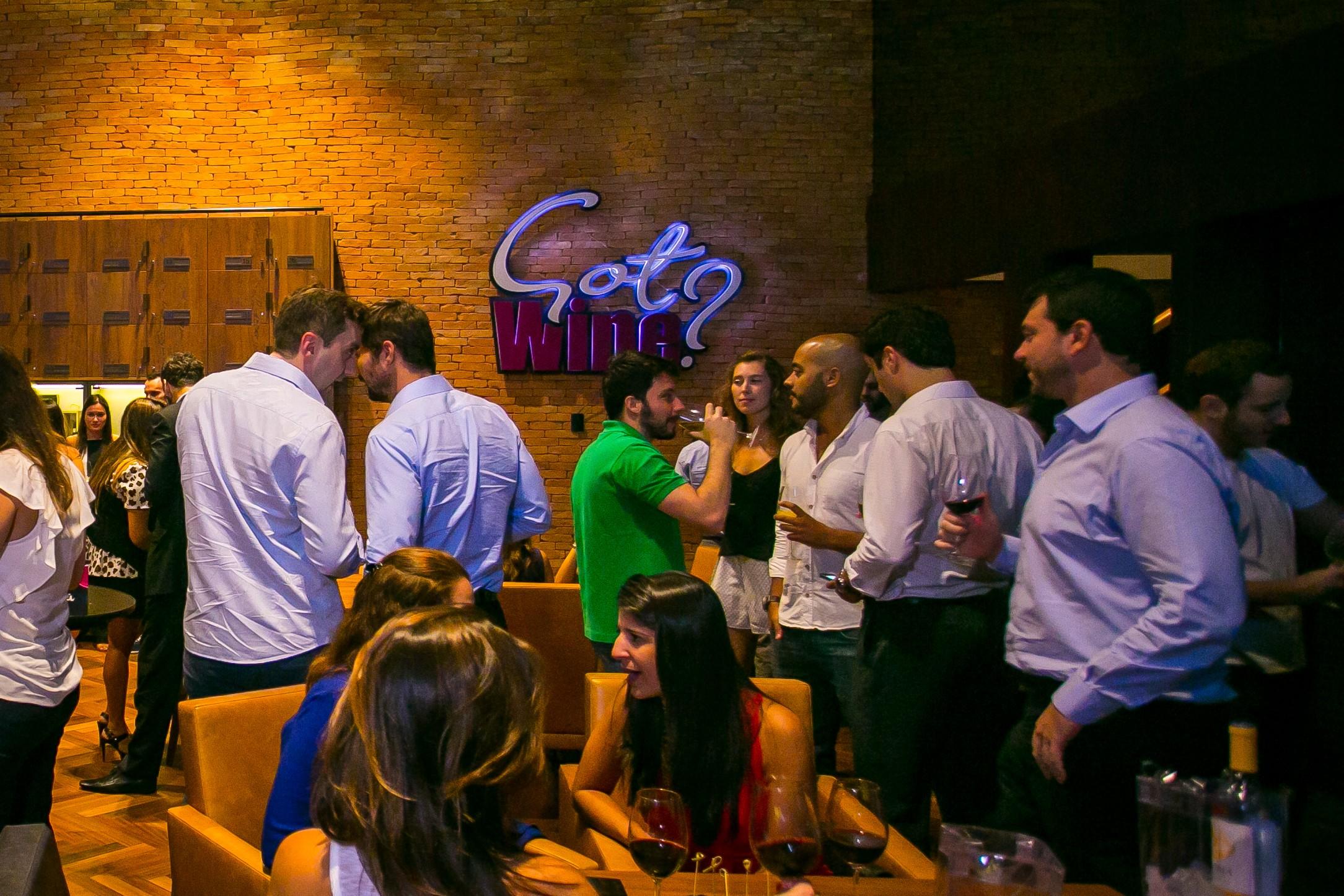 Casa pop up Got Wine? abre durante o mês de agosto em São Paulo (Foto: Divulgação)