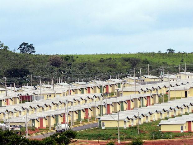 Mais três mil casas devem ser entregues até o final do segundo semestre (Foto: Assis Cavalcante)