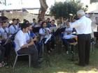 Orquestra de música erudita realiza apresentação em praça de Macapá