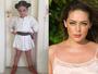 Filha de Tânia Mara posa de princesa Leia e mostra que é a cara da mãe