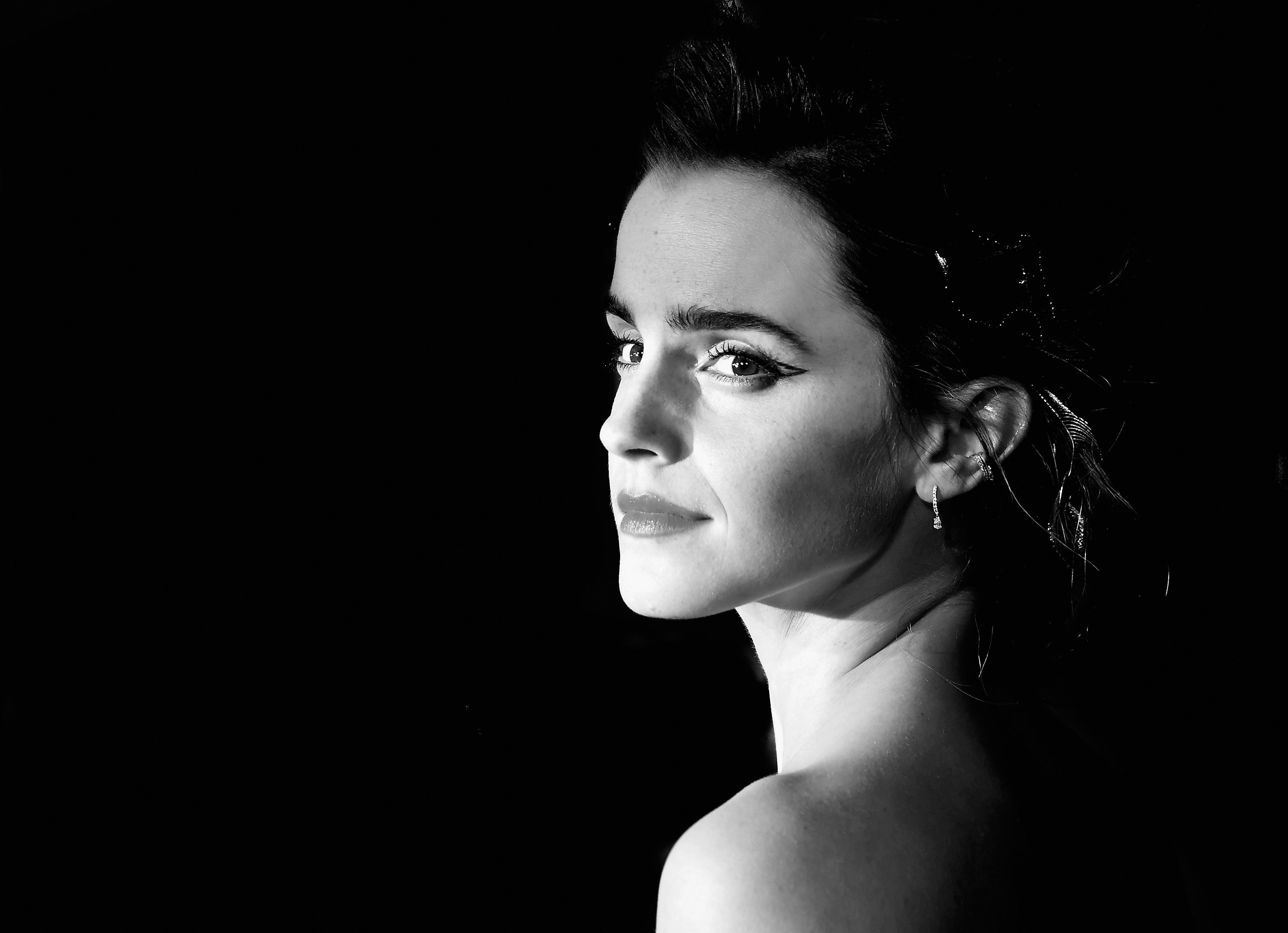 Emma Watson foi uma das vítimas mais recentes do Fappening 2.0 (Foto: Getty Images/  Frazer Harrison)