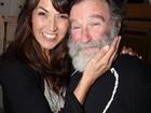 Mulher de Robin Williams comenta morte: 'Não foi depressão que o matou'