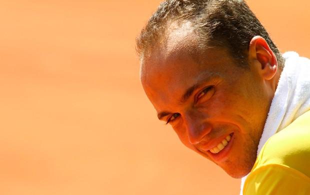 Bruno Soares tênis Copa Davis Rio Preto (Foto: Luiz Pires/FOTOJUMP)