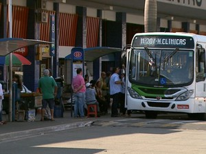 Consórcio Pró-Urbano quer aumento de 13,2% na passagem de ônibus em Ribeirão Preto (Foto: Alexandre Sá/EPTV)