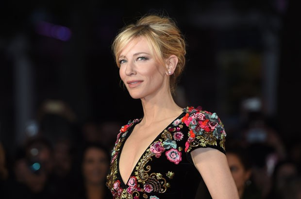 Cate Blanchett será presidente do júri do Festival de Cannes deste ano (Foto: Getty Images)