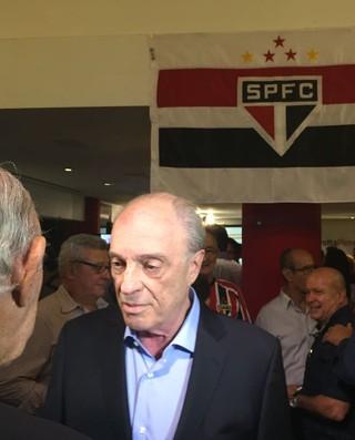 José Eduardo Mesquita Pimenta Candidato Presidente São Paulo (Foto: Marcelo Hazan)