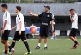 Santos marca reunião para definir futuro do sub-20; técnico pode cair