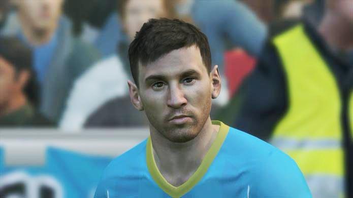Messi (Foto: Reprodução/Murilo Molina)