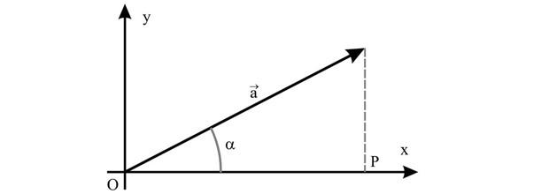 Vetor sistema de eixos (Foto: Reprodução)