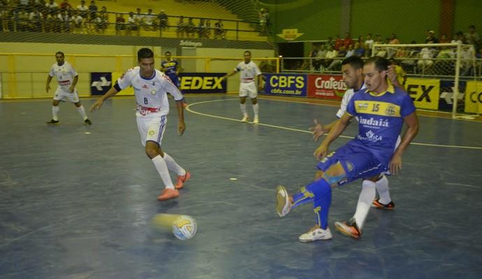 Horizonte, Crensa, Taça Brasil, Futsal (Foto: Otonny Stayler/CBFS)
