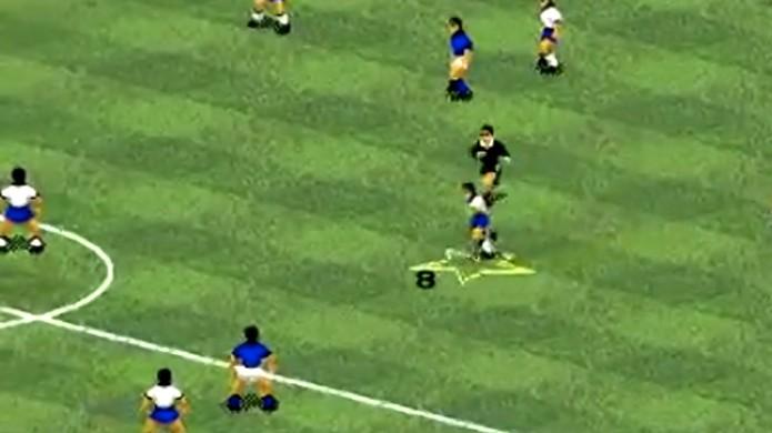 Bugs divertidos acontecem desde a primeira versão de Fifa (Foto: SBNation)