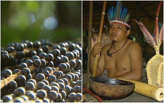 Conheça um pouco mais dos benefícios das frutas da região (Foto: Globo Esporte AM)