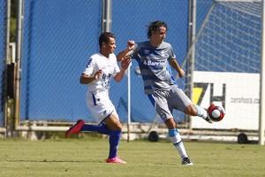 Geromel zagueiro Grêmio (Foto: Lucas Uebel/Grêmio/Divulgação)
