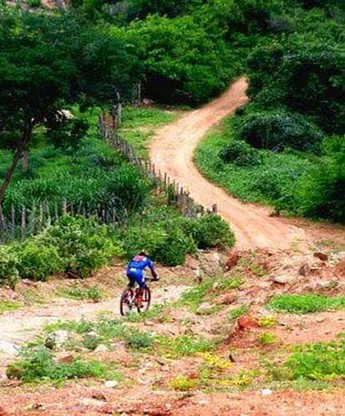 Mountain Bike Pedro II (Foto: Divulgação)