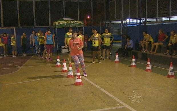 Atletas participarão do XTerra 2014 (Foto: Amazonas TV)