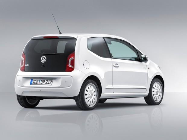 Volkswagen Up! será o compacto global da marca alemã (Foto: Divulgação)