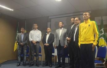 Tocha olímpica será carregada por mais de cem pessoas em Macapá
