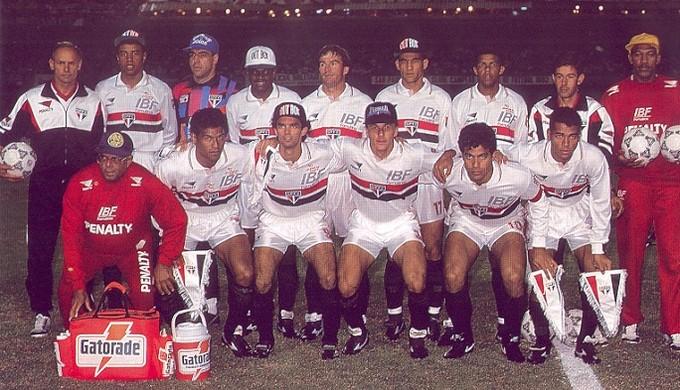 Resultado de imagem para sao paulo libertadores 1993