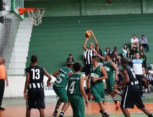 JF Celtics x Botafogo sub 15 Liga Carioca de Basquete 2 (Foto: Caio Rossini/Divulgação)