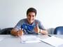 Promessa uruguaia assina contrato com o Grêmio para time de transição