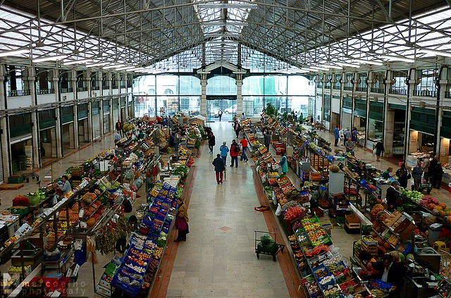 Mercado da Ribeira, Lisboa (Foto: Creative Commons/Flickr)