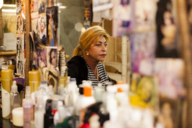 Ruddy Pinho, ex-cabeleireira de Susana Vieira  (Foto: Anderson Barros / EGO)