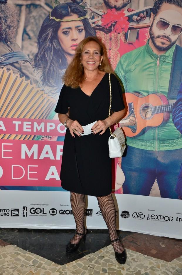 Arlete Salles (Foto: Webert Belicio/Agnews)