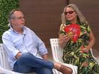 Vera Fischer e Tato Gabus Mendes apresentam peça em Belo Horizonte