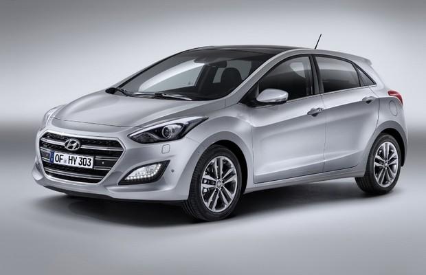 Hyundai i30 facelift (Foto: Divulgação)