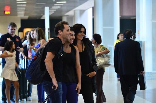 Tony Belotto e Malu Mader (Foto: William Oda / AgNews)