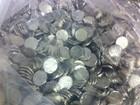 Dupla é presa com quatro sacolas de moedas falsas na Zona Norte de SP