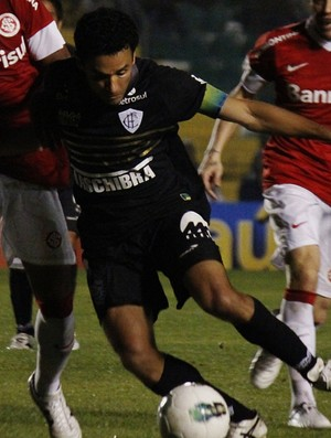 Túlio, volante do Figueirense (Foto: Luiz Henrique / Divulgação Figueirense FC)