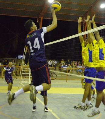 Copa Maxuxi de Vôlei (Foto: Tércio Neto)
