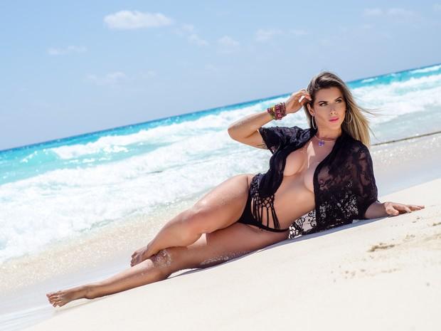 Ana Paula Minerato (Foto: Garcia Martinez / rock shots / divulgação)