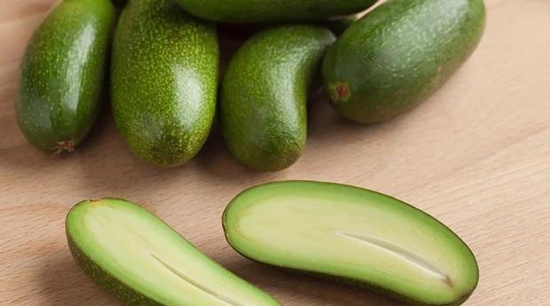 A fruta tem de cinco a oito centímetros e uma casca fina e comestível (Foto: Reprodução Instagram)