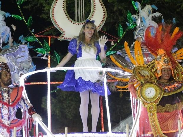 Malandros do Samba foi a grande campeã de 2015 (Foto: Divulgação/Prefeitura de Natal)