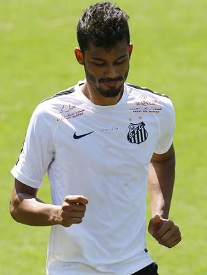 Jubal Santos  (Foto: Ricardo Saibun / Divulgação Santos FC)