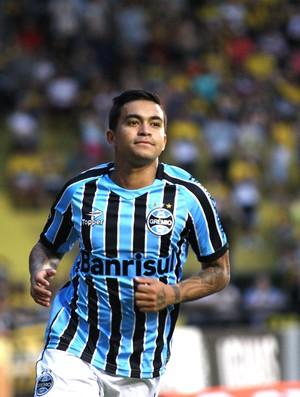 Dudu, Criciúma X Grêmio