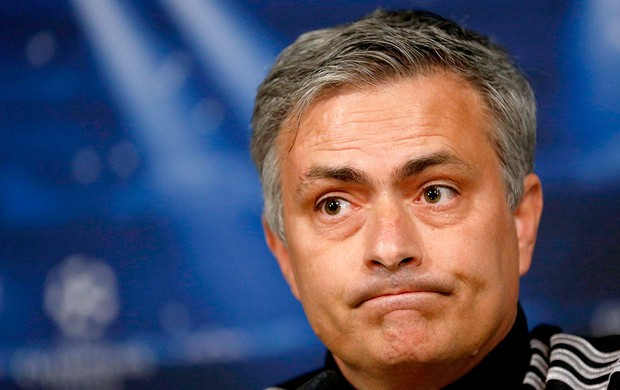 José Mourinho coletiva Real Madrid (Foto: Reuters)