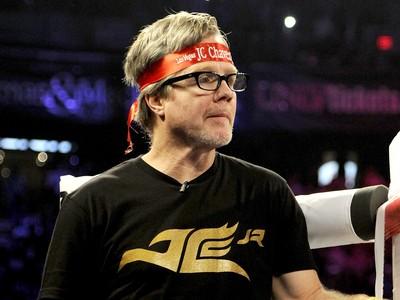 Freddie Roach técnico de boxe (Foto: Getty Images)
