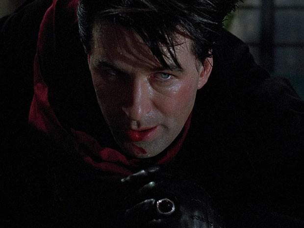 Alec Baldwin em 'O Sombra' (Foto: Divulgação)