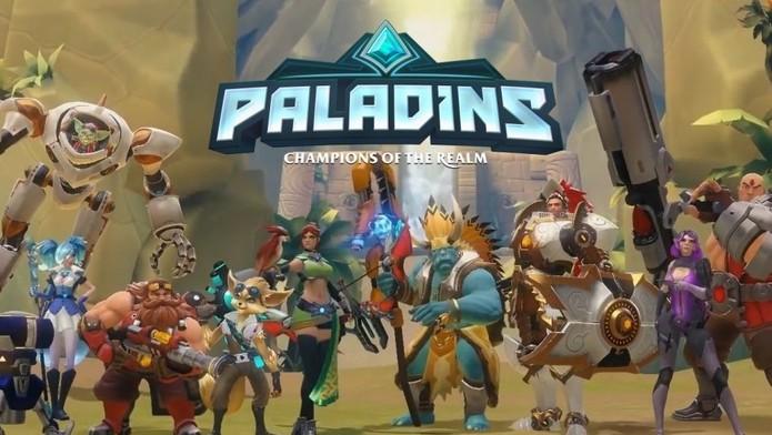 Saiba tudo sobre Paladins, considerado rival gratuito de Overwatch (Foto: Divulgação/Hi-Rez)