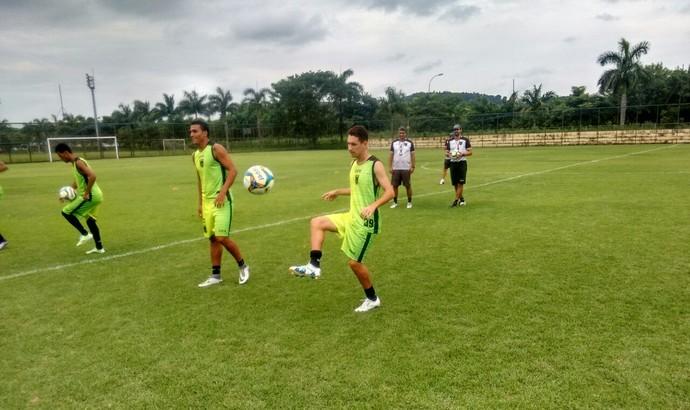 Centro de Treinamento Oscar Cardoso deve receber reforma (Foto: Pedro Borges/Fair Play Assessoria)