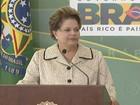 Dilma responde a críticas do PMDB sobre perda de espaço no governo