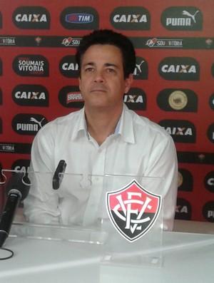 Marcos Moura Teixeira, novo diretor de futebol do Vitória (Foto: Divulgação / EC Vitória)